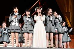 AKB48小嶋真子「笑顔で卒業」AKB48フェスのトリを飾る【写真19枚】