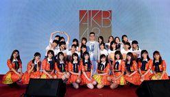 台湾で「AKB48 Team TP」第1期生のメンバーがお披露目!【写真4枚】