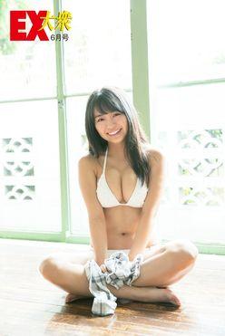 大原優乃、未公開グラビア【EX大衆6月号】