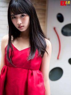 【本誌未公開】HKT48松本日向さん編<EX大衆12月号>