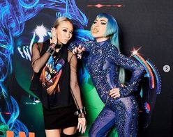 倖田來未&レディー・ガガ、日米歌姫2ショットに「コラボしてほしい!」の声も