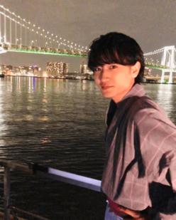 """『おっさんずラブ』""""マロと屋形船で浴衣デート""""写真が「イケちらかしてる」!!"""