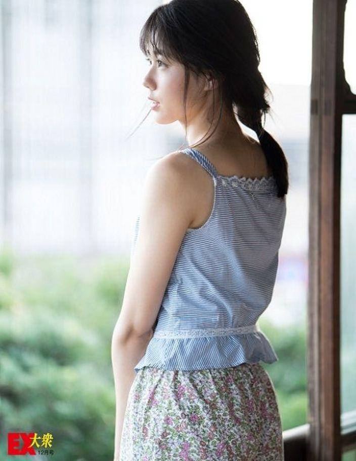 【本誌未公開】STU48瀧野由美子さん編<EX大衆12月号>