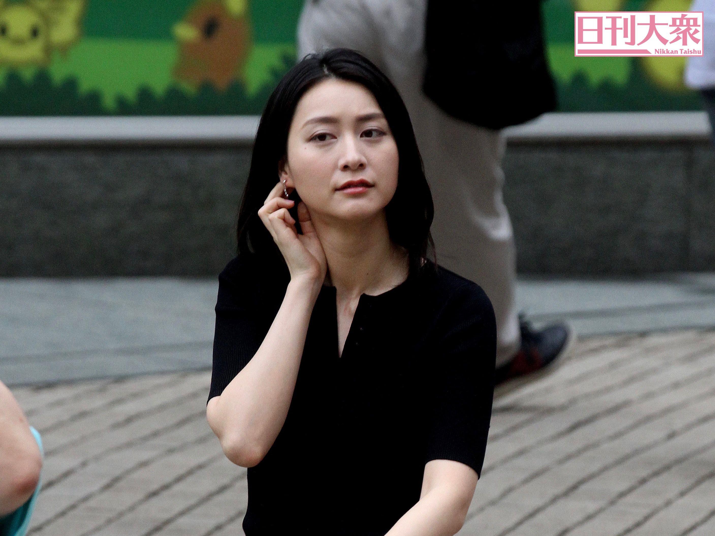 報道ステーション』小川彩佳アナ...