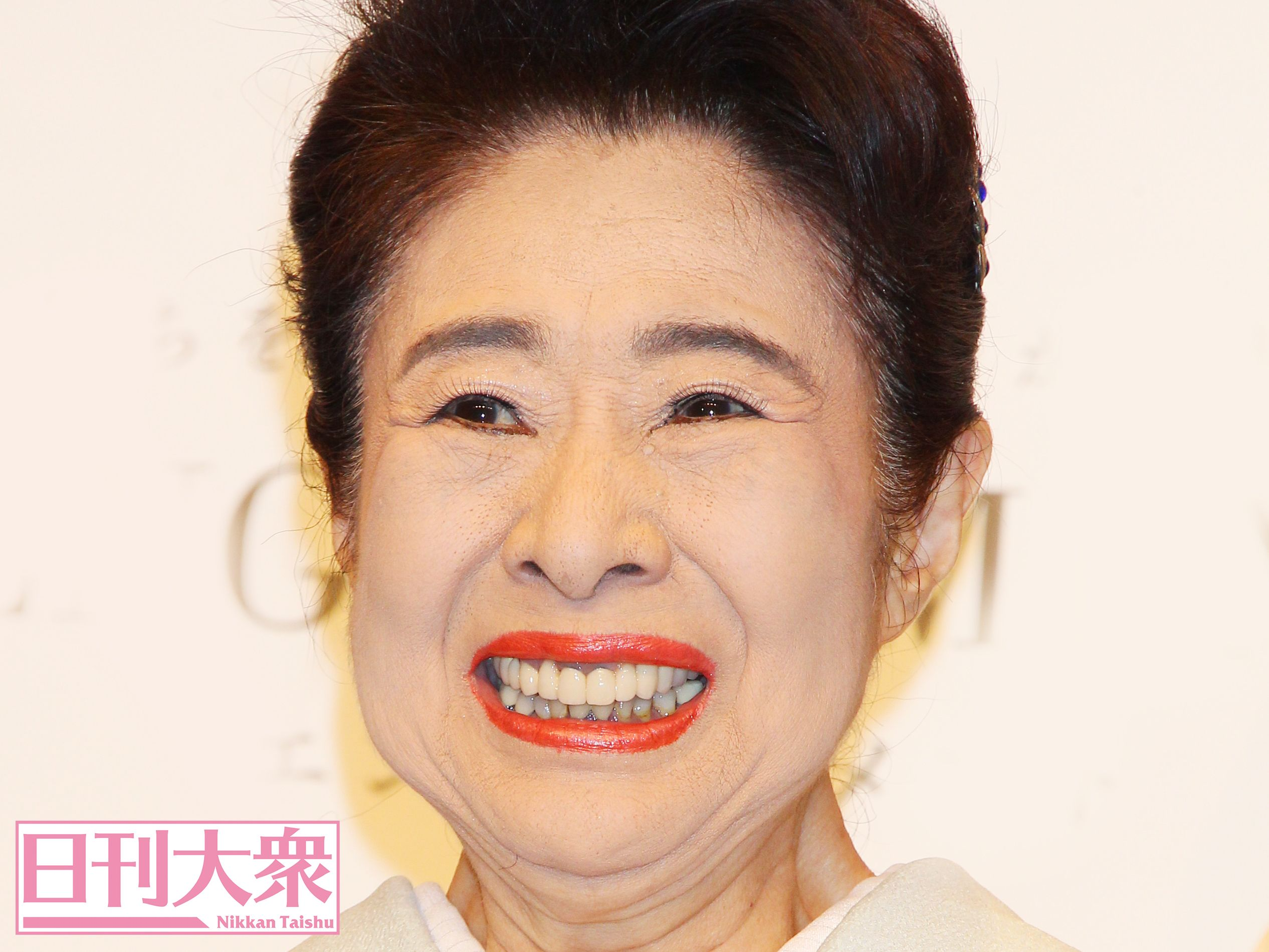中村玉緒、借金14億・大麻パンツ事件でも「死ぬまで勝新太郎の妻 ...
