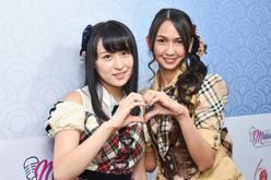 AKB48川本紗矢がジャカルタへ!JKT48ステフィと交換留学【写真16枚】