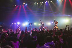 バンもん!に新アイドルグループ2組誕生!個性派アイドル集まったPERFECT SUMMIT【写真8枚】