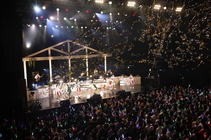 私立恵比寿中学・Negiccoの魅力がバンドで盛り盛り!「エビネギ2」レポート【写真9枚】