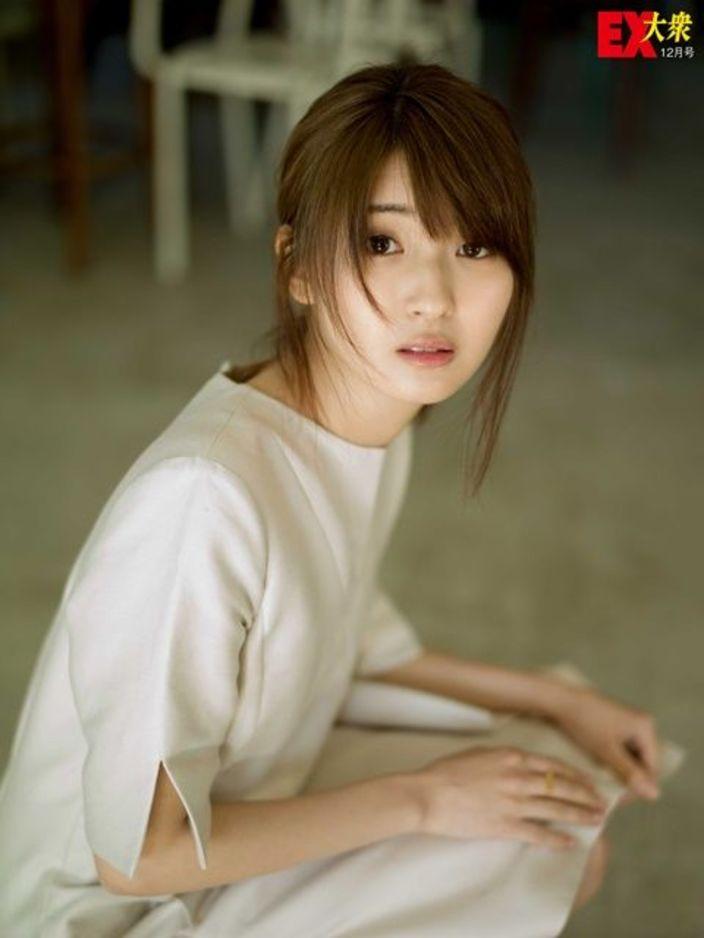 【本誌未公開】乃木坂46井上小百合さん編<EX大衆12月号>