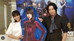 """深田恭子&ディーン・フジオカの""""ミチコと主任""""ショットに『ダメ恋』ファン歓喜!"""