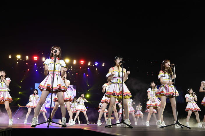 「HKT48春のアリーナツアー2018~これが博多のやり方だ!~」が、さいたまスーパーアリーナで開催!