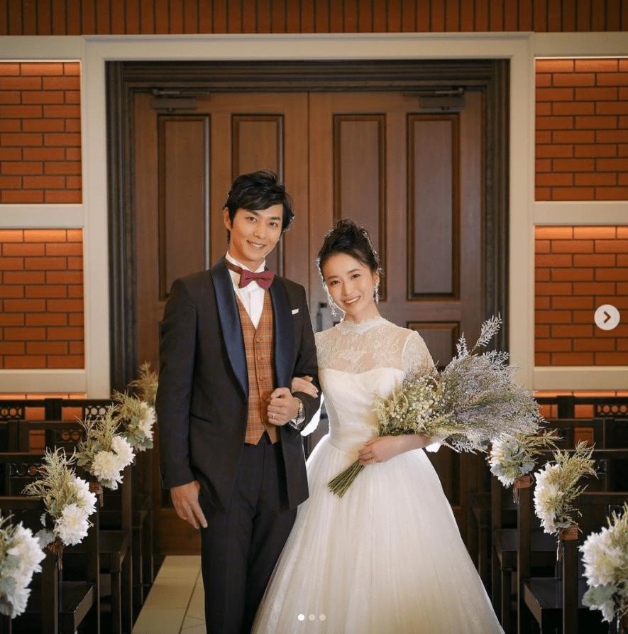 結婚 岩間恵