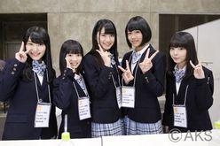SKE48ドラフト3期生が正式加入、初お披露目!