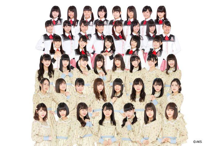 NGT48、4thシングル発売決定!リリースイベントは日本武道館で開催