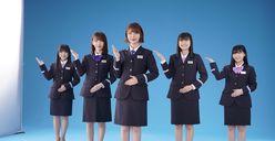 HKT48指原莉乃、宮脇咲良、矢吹奈子、田中美久、松岡はなが「東京モノレール」のCMに出演【画像26枚】