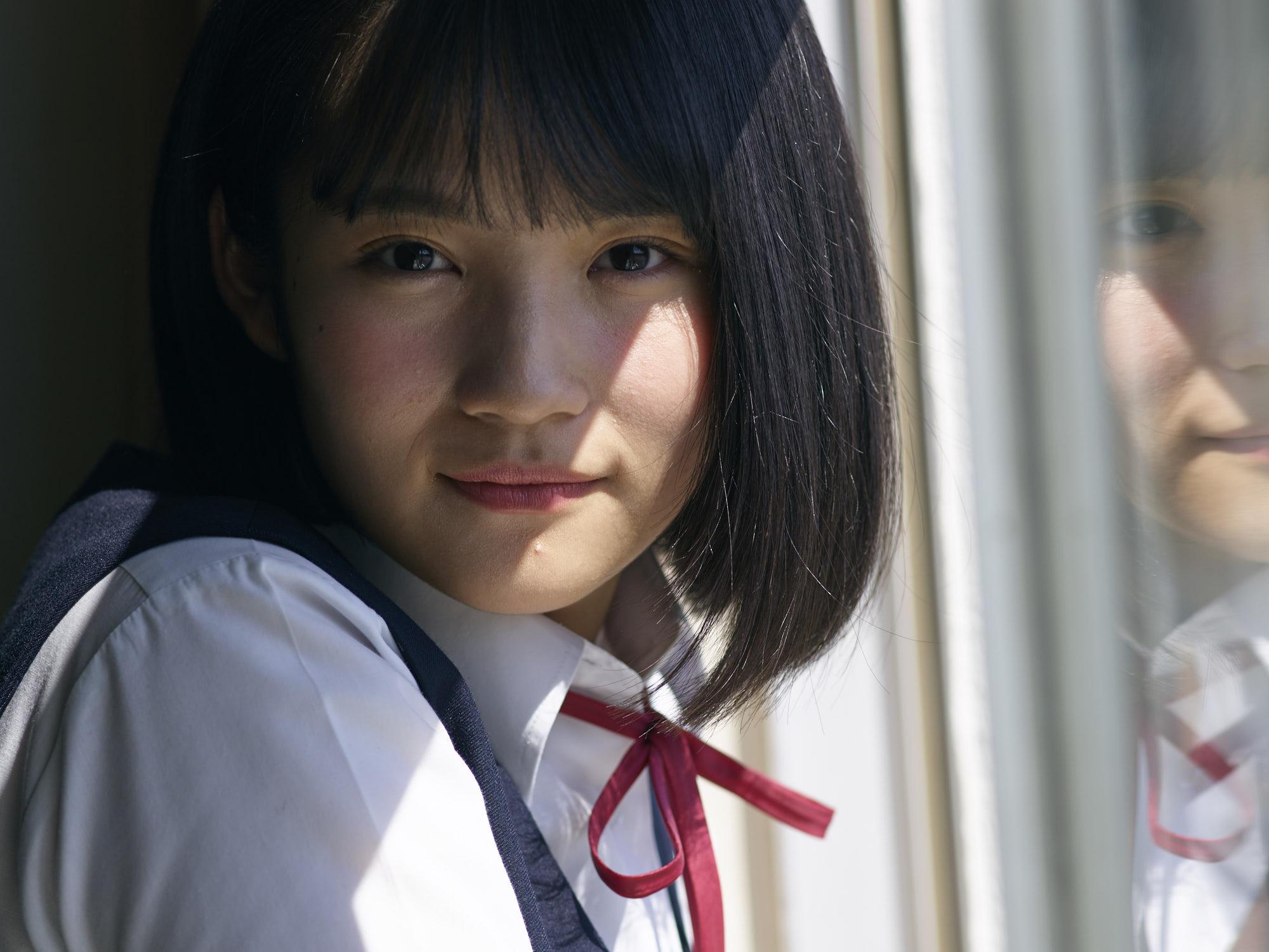 AKB48矢作萌夏、漫画『MIX』初ソロCMで「あの美少女は誰?」と
