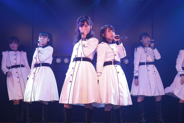「岡部麟が見せた、キャプテンの心意気」AKB48劇場岡部チームA「目撃者」初日公演レポート