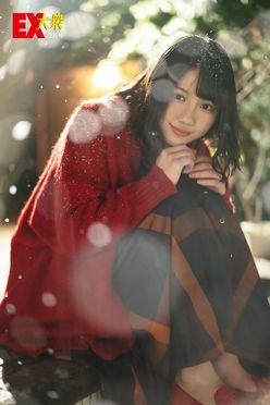 日向坂(けやき坂)46渡邉美穂の本誌未掲載カット4枚を大公開!【EX大衆3月号】